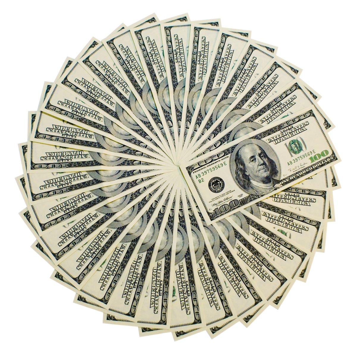 dollarové bankovky