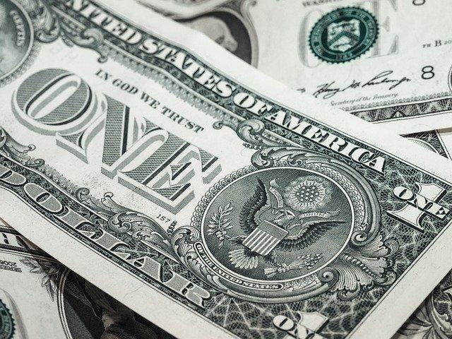 jeden americký dolar, detail