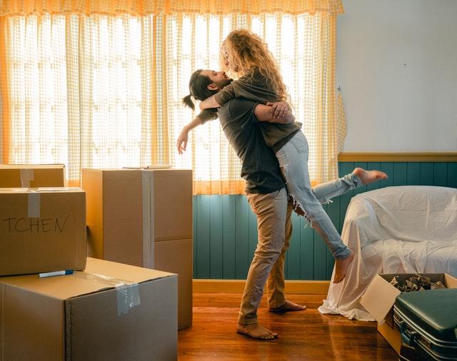 radost z bydlení